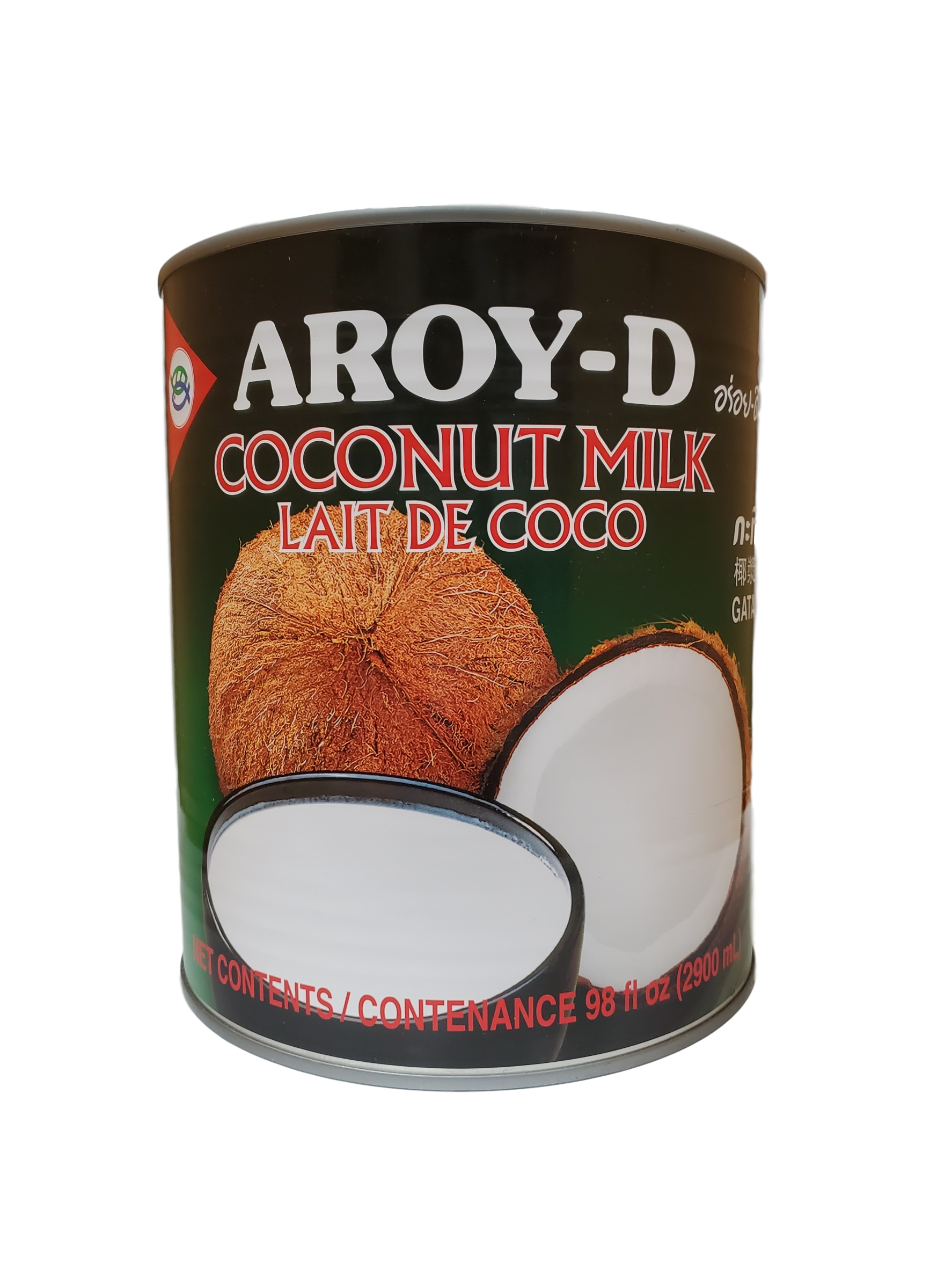 AROY-D COCONUT MILK (L) - Hong Kong Food Market